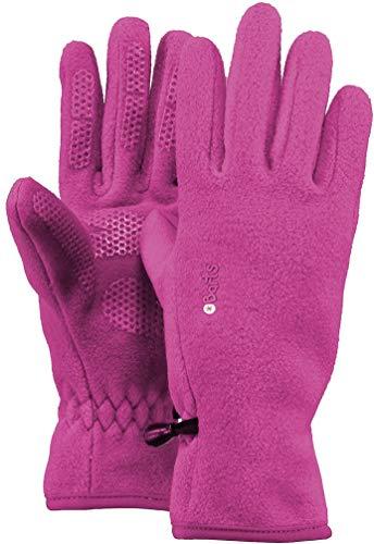 Barts Fleece Glove Kids, Guanti Bambini Unisex, Colore Viola, Taglia 6-8 Anni (Taglia Produttore: 4)