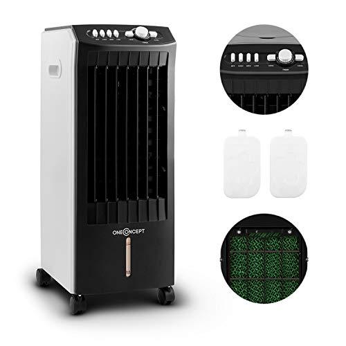 oneConcept MCH-1 V2 • Ventilatore • Raffreddatore d'Aria • Umidificatore • Sistema 3 in 1...