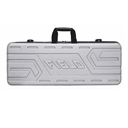XF Valigetta per attrezzi di alta qualità custodia lunga custodia per esterni Borsa da pesca custodia per pistola scatola di plastica cassetta di sicurezza valigia con fodera in schiuma Organizzatore