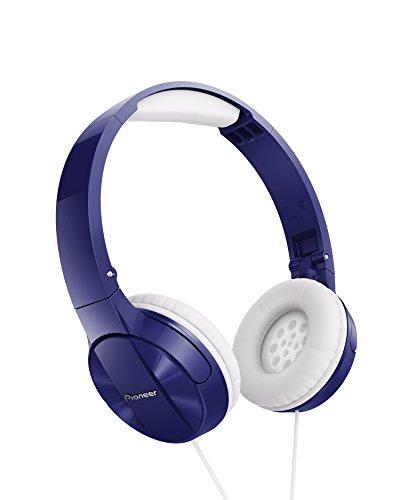 Pioneer SE-MJ503-L - Auriculares, Azul