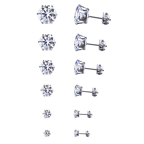 Young & Forever navratri jewellery & diwali gifts for family and friends Silver Silver Plated Stud Earrings For Women