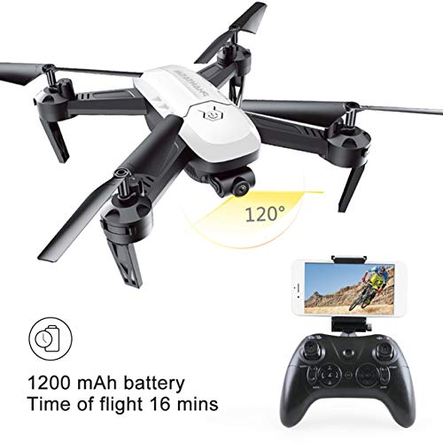 MachinYesity SMRC S8HW 2MP WiFi Drone con videocamera HD 720 Pixel angolare Hovering Racing...