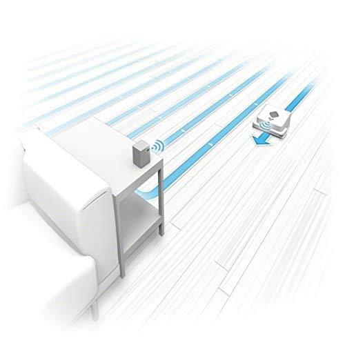 41y2MEdWicL [Bon Plan Neato] iRobot Braava 390t, robot laveur de sols pour plusieurs pièces et larges espaces, silencieux