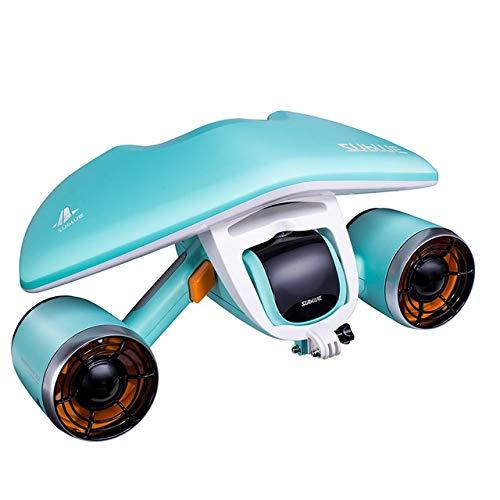 YAOHM Propulsore Elettrico per droni subacquei Manufatto per Nuoto Booster semovente per Immersioni...