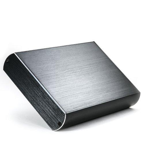 CSL - USB 3.0 Alloggiamento disco rigido HDD in alluminio da 3,5' (Super Speed) per SATA I/II/III |...
