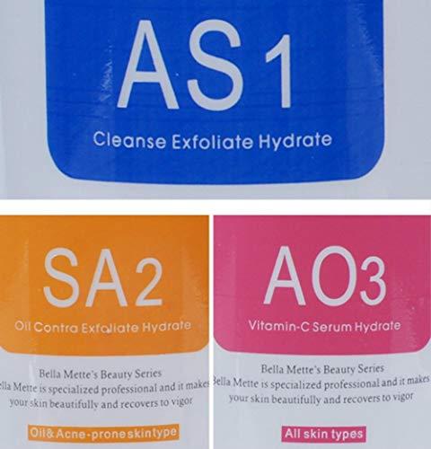 Soins de la peau facial beauté Aqua Peel solution 400ml par bouteille visage nettoyant et hydratant Elitzia ETYYS123 26