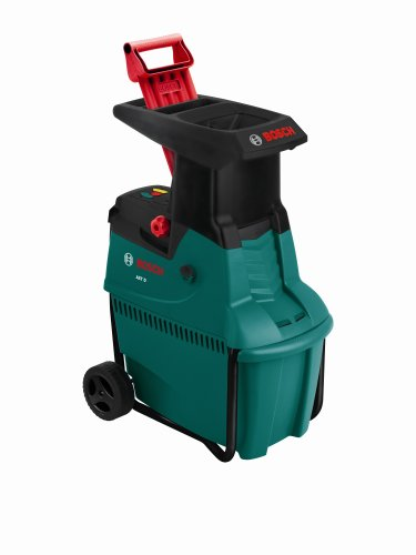 Best Bosch garden shredder for woody material such as old hedges and shrubs