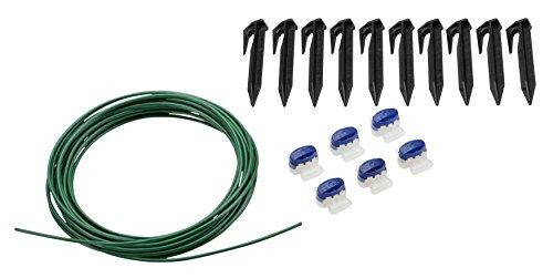 Gardena 04059-20 Kit reparador (Set de reparación Robots cortacésped), incluía Cable perimetral, Conector y estacas, Accesorios Originales
