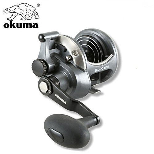 Okuma Mulinello SLX - 1017, 700m in 50/100, 4+1, 3.8:1 And 1.7:1, Right, 15