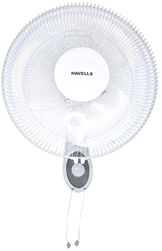 Havells Swing Platina 400mm Wall Fan (White)