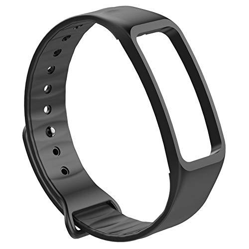 Lecimo Per C1S C1Plus Sostituzione Smart Watch Cinturino da Polso Cinturino in Silicone, 1#