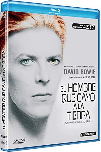 El hombre que cayó a la tierra (the man who fell to earth) - BD [Blu-ray]