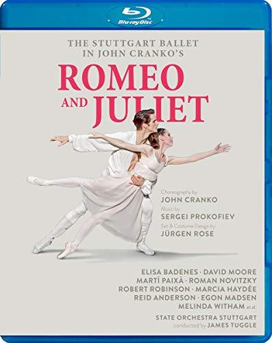 John Cranko`s Romeo und Juliet [Oper Stuttgart,2017] [Blu-ray]