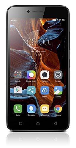 Lenovo K5 Dual Sim Smartphone - Grey/Black
