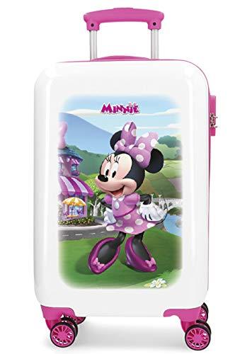 Disney Minnie Mouse 4691472 Valigia Trolley, Bambini, 55 Centimetri, 33 Litri
