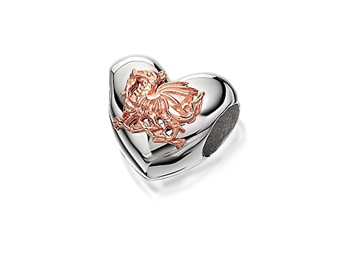 Clogau-Beads-Womens-Silver-9ct-Rose-Gold-Welsh-Dragon-Heart-Milestones-Charm