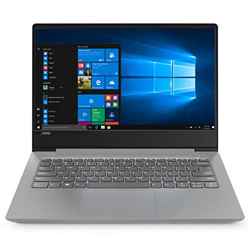 Lenovo Ideapad 330S Intel Core I3 7th Gen 14-inch HD Thin and Light Laptop ( 4GB RAM / 1TB HDD / Windows 10 Home / Platinum Grey / 1.6Kg ), 81F4008UIN