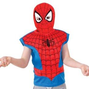 Rubie's - Máscara para niño Spiderman a partir de 3 años (881307S)