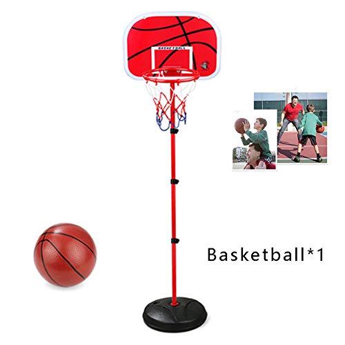 GEWCB Canestro da Basket per Bambini, Ferri da Stiro Possono Essere Sollevati E Abbassati Giocattoli...