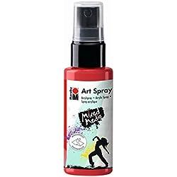 Armas de defensa personal Marabu Art Spray, Rocíe 50 ML spray pimienta