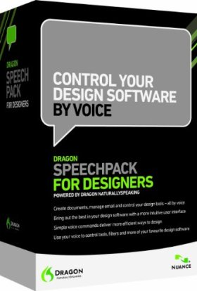 Dragon SpeechPack for Designers [import anglais]