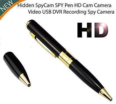 garima electronics 32 GB Audio/Video Full HD Pen Camera (Updated Model 2019)