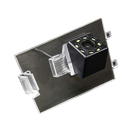 Telecamera posteriore HD 720p telecamera posteriore retromarcia targa parcheggio impermeabile per...