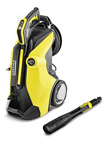 Kärcher 1.317-130.0 Pulitore ad Alta Pressione K 7 Premium Full Control Plus, 220 V, Giallo/Nero,...