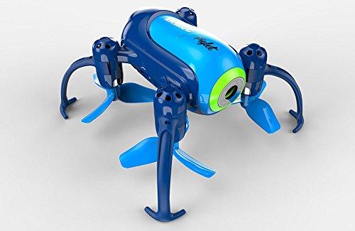 UDI a-u36W-b U36W Maialino RTF-WiFi Mini Telecamera Drone-Blu
