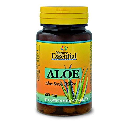 Aloe Vera 60 compr 500 mg