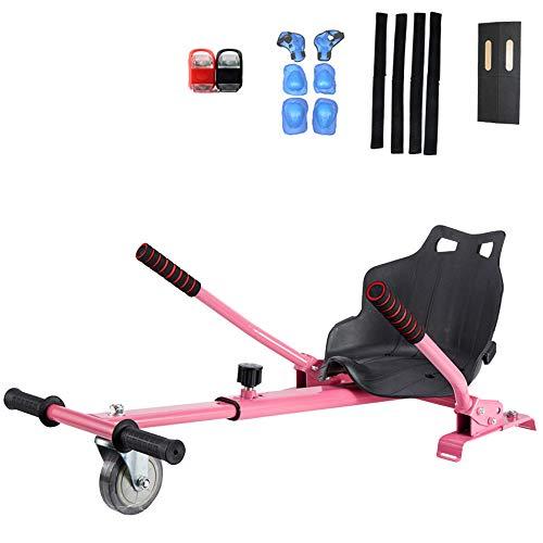 Sedile Hoverboard, Accessori Per Kart Elettrici Per Bambini Hoverboard Per Adulti, Lunghezza...