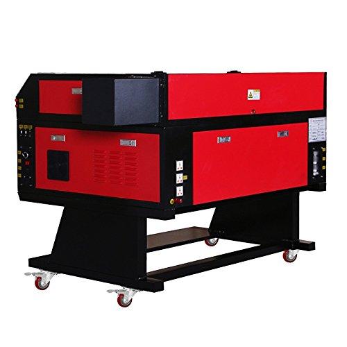 VEVOR Laser Graviermaschine 80W CO2 Laser Engraving Machine 700mmx500mm Laser Laser Engraver Schneider Hochpräzise USB mit DSP-Steuerungssystem