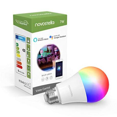 Novostella-Ampoule-LED-WIFI