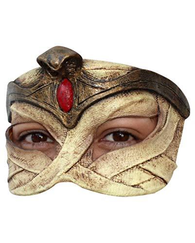 Máscara de reina egipcia