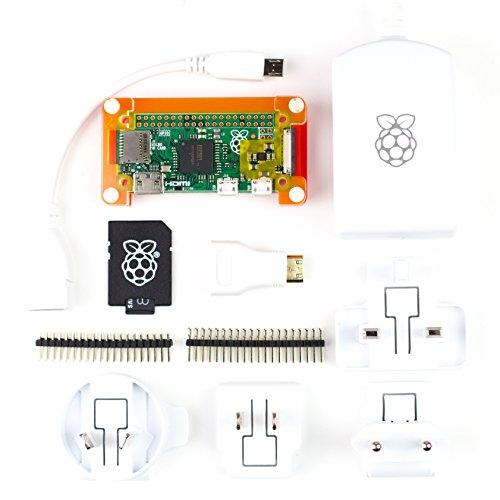 Starter kit completo Raspberry Pi Zero