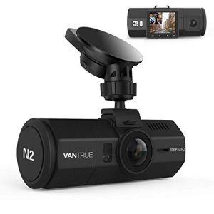 VANTRUE N2 Dual Dashcam Dual 1080P Vorne Hinten, X3 WiFi Super HD Dashcam 2