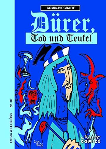 Dürer: Tod und Teufel