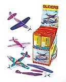 """Baker Ross Gleitflugzeuge """"Propeller"""" - zum Spielen für Kinder - als Preis und Mitgebsel für den Kindergeburtstag (6 Stück)"""