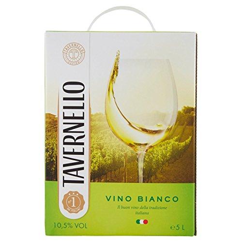 Tavernello - Vino Bianco D'Italia - 5000 Ml