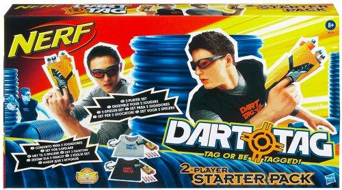 Hasbro 38118148 Nerf DT 2 Player Set