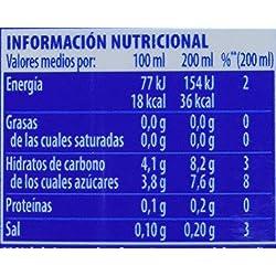 La Casera Tinto de Verano sin Alcohol, Sabor a Limón - 1500 ml