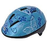 Oxford Little Explorer Blue Butterfly Bike Helmet Size 46-53cm