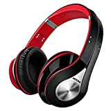 Mpow Bluetooth Headphones Wireless Over-Ear Stereo Sound Comfort Durable Mic Foldable Portable