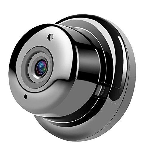 TBY Telecamera Wireless Wifi Monitor Remoto Monitorare Panorama Coperta Smart Fotocamera HD Lente Fisheye Spostando Il Rilevamento