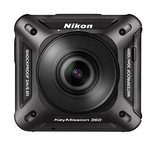 Nikon KeyMission 360 - Compact Action Camera per foto e video a 360°