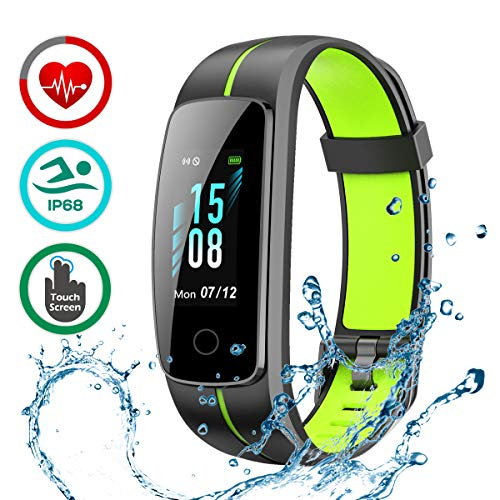 LATEC Fitness Tracker [Ultima Versione], Orologio Fitness Activity Tracker Smart Bracelet...