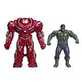 Avengers: Infinity War - Hulk Out Hulkbuster (Personaggio Action Figure con Armatura), E0568103