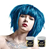 Pacco Da Due Tinte Per Capelli Da 88ml La Riche Directions (Lagoon Blue)