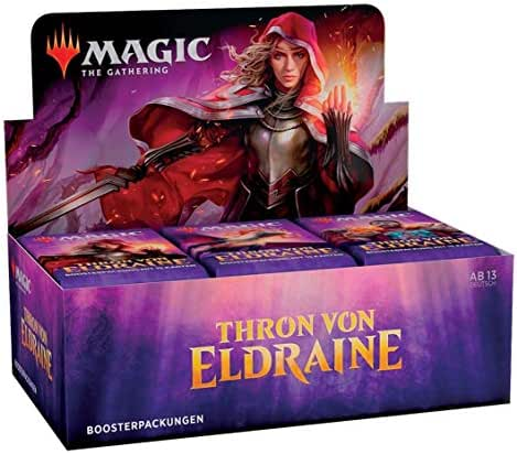 Magic The Gathering - Thron von Eldraine - Boosters / Displays Auswahl | DEUTSCH | Sammelkartenspiel TCG
