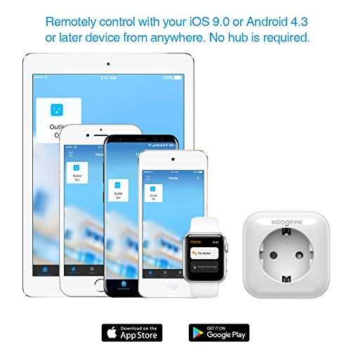 Koogeek-Prise-Intelligente-Wifi-Smart-Plug-24GHz-avec-HomeKitSiri-AlexaGoogle-Home-app